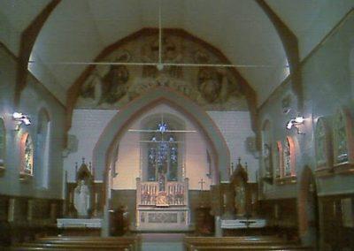 St Norbert's altar